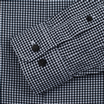 Мужская рубашка Timberland Rattle River Slim Fit Gingham Dark Sapphire фото- 2