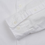Мужская рубашка Timberland Rattle River Slim Fit Oxford White фото- 2
