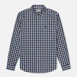 Мужская рубашка Timberland Suncook River Slim Fit Dark Sapphire фото- 0
