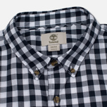 Мужская рубашка Timberland Suncook River Slim Fit Dark Sapphire фото- 1