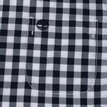 Мужская рубашка Timberland Suncook River Slim Fit Dark Sapphire фото- 2