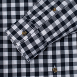 Мужская рубашка Timberland Suncook River Slim Fit Dark Sapphire фото- 3