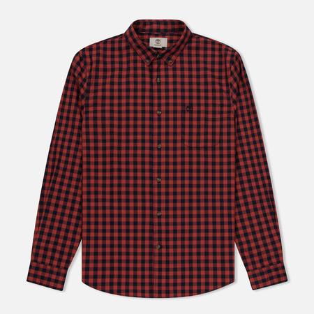 Мужская рубашка Timberland Suncook River Slim Fit Tandori Spice