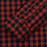 Мужская рубашка Timberland Suncook River Slim Fit Tandori Spice фото- 3