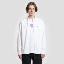 Мужская рубашка Tommy Jeans Classics Oxford Classic White фото- 1