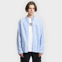 Мужская рубашка Tommy Jeans Classics Oxford Light Blue фото- 1