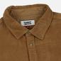 Мужская рубашка Tommy Jeans Corduroy Comfort Fit Tiger's Eye фото - 1