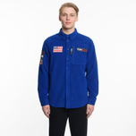 Мужская рубашка Tommy Jeans Fleece Expedition 6.0 Surf The Web фото- 4