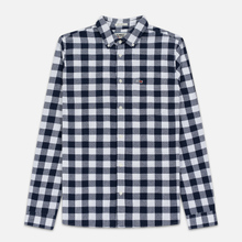 Мужская рубашка Tommy Jeans Sustainable Gingham Classic White фото- 0