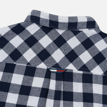 Мужская рубашка Tommy Jeans Sustainable Gingham Classic White фото- 4