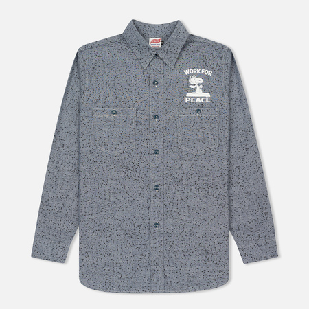 Мужская рубашка TSPTR Snoopy San Diego Chambray/Black