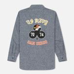 Мужская рубашка TSPTR Snoopy San Diego Chambray/Black фото- 5