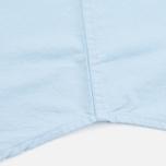 Мужская рубашка Undefeated Cuff Oxford LS Light Blue фото- 4