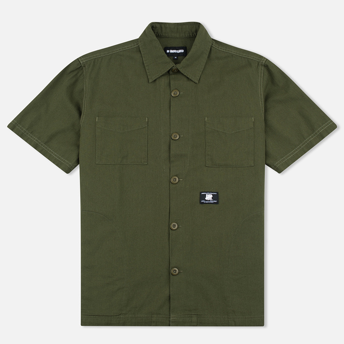 Мужская рубашка Undefeated Unit BDU SS Olive