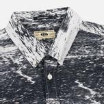 Мужская рубашка Uniformes Generale Stahl Oxford Ecru/Black фото- 1