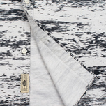 Мужская рубашка Uniformes Generale Stahl Oxford Ecru/Black фото- 4