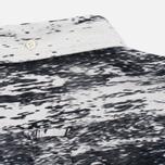 Мужская рубашка Uniformes Generale Stahl Oxford Ecru/Black фото- 6