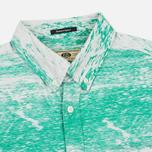 Uniformes Generale Stahl Oxford Men's Shirt Ecru/Green photo- 1