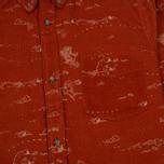 Uniformes Generale Stay Wild Baby Men's Shirt Cord Burnt Orange photo- 2