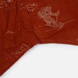 Uniformes Generale Stay Wild Baby Men's Shirt Cord Burnt Orange photo- 5