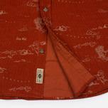 Uniformes Generale Stay Wild Baby Men's Shirt Cord Burnt Orange photo- 6