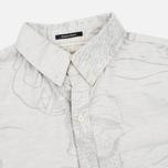 Uniformes Generale Stay Wild Oxford Men's Shirt Ecru photo- 1