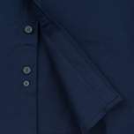 Мужская рубашка Lyle & Scott SS Plain Oxford Navy фото- 3