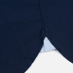 Мужская рубашка Lyle & Scott SS Plain Oxford Navy фото- 4