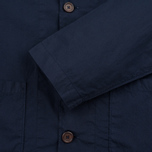 Мужская рубашка Universal Works Bakers Poplin Navy фото- 4