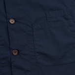 Мужская рубашка Universal Works Bakers Poplin Navy фото- 2
