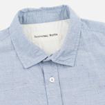 Мужская рубашка Universal Works Classic Blue фото- 1