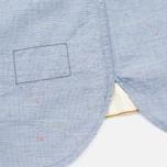 Мужская рубашка Universal Works Classic Blue фото- 4