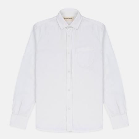 Мужская рубашка Universal Works Classic White