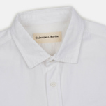 Мужская рубашка Universal Works Classic White фото- 1
