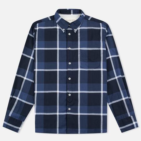 Мужская рубашка Universal Works Everyday Blue