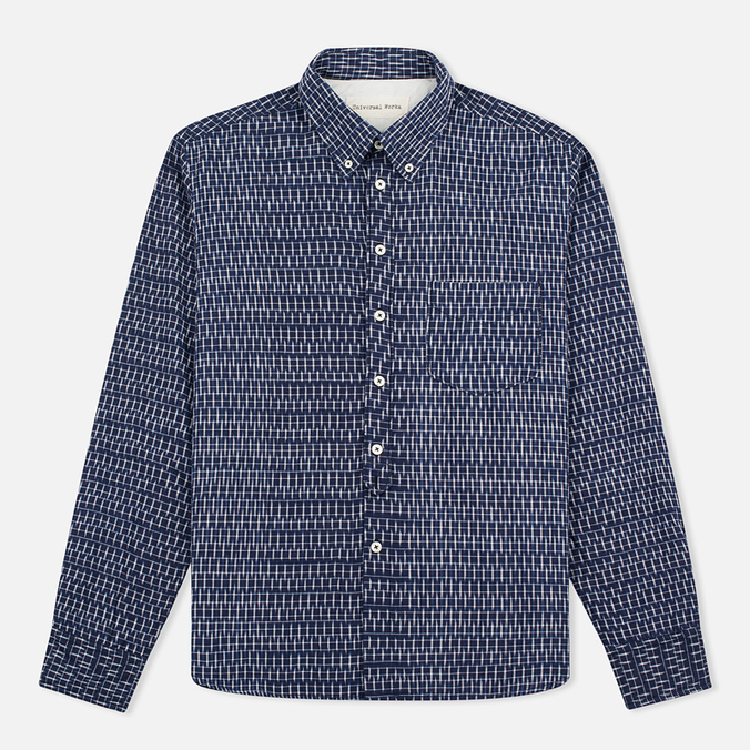 Universal Works Everyday Men's Shirt Navy
