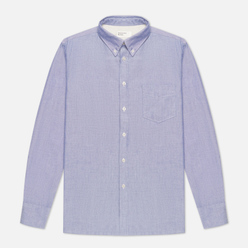 Мужская рубашка Universal Works Everyday Oxford Blue