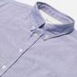 Мужская рубашка Universal Works Everyday Oxford Blue фото - 1