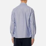 Мужская рубашка Universal Works Everyday Oxford Blue фото- 3