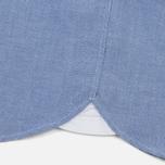 Мужская рубашка Universal Works Everyday Oxford Blue фото- 4