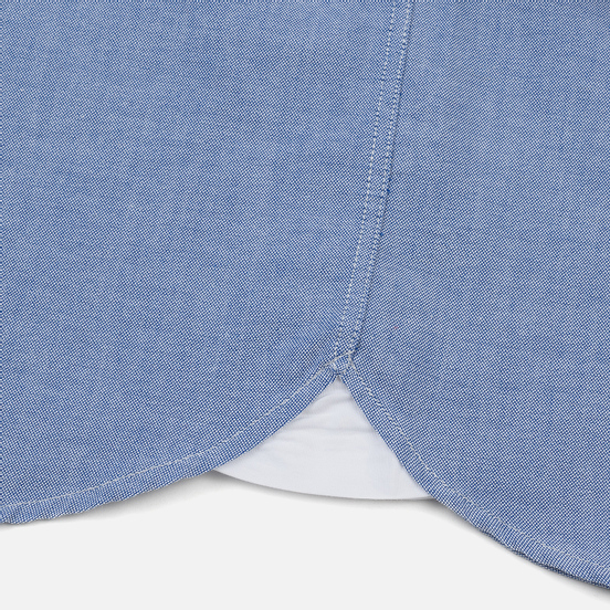 Мужская рубашка Universal Works Everyday Oxford Blue