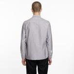 Мужская рубашка Universal Works Everyday Oxford Brown фото- 6
