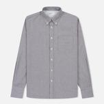 Мужская рубашка Universal Works Everyday Oxford Brown фото- 0