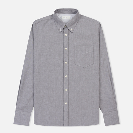 Мужская рубашка Universal Works Everyday Oxford Brown