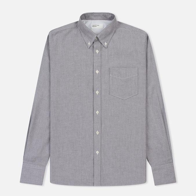 Мужская рубашка Universal Works Everyday Oxford Brown