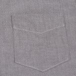 Мужская рубашка Universal Works Everyday Oxford Brown фото- 2