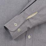 Мужская рубашка Universal Works Everyday Oxford Brown фото- 3