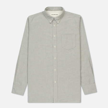 Мужская рубашка Universal Works Everyday Oxford Cotton Olive
