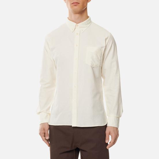 Мужская рубашка Universal Works Everyday Oxford Ecru