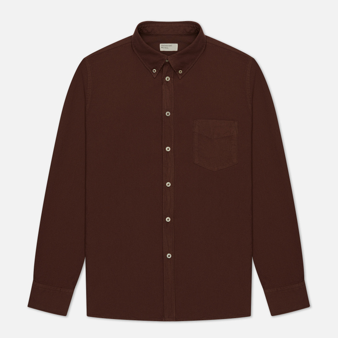 Мужская рубашка Universal Works Everyday Oxford Raisin